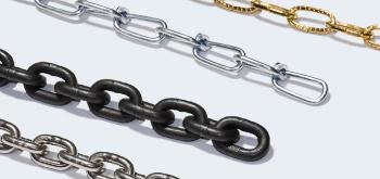Řetězy, kotvy